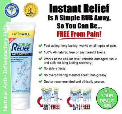 homeopathic cream for arthritis