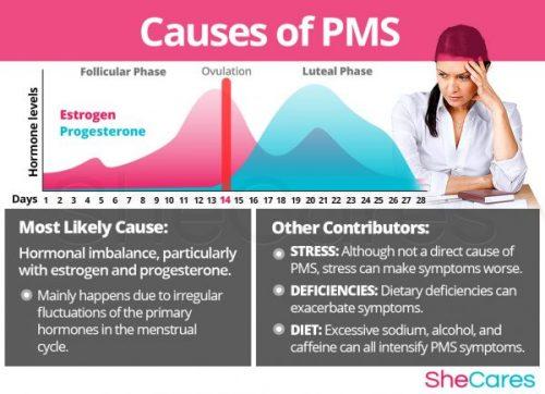 PMS Causes