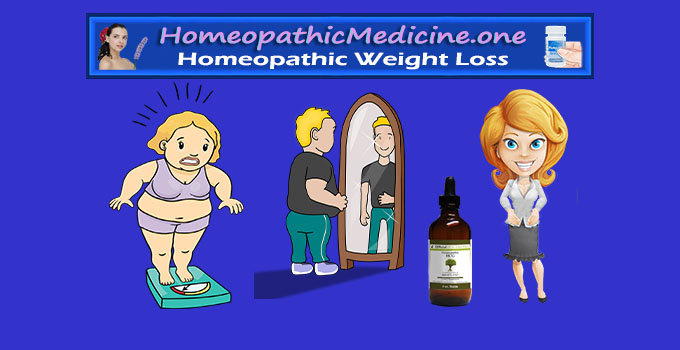 Homeopathic Weight Loss