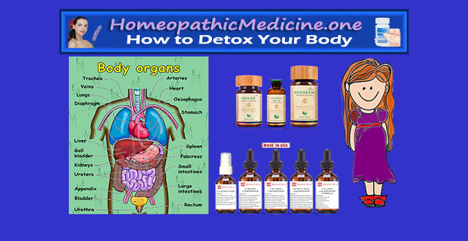 how to detox your liver