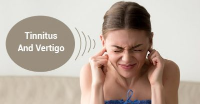 tinnitus and vertigo