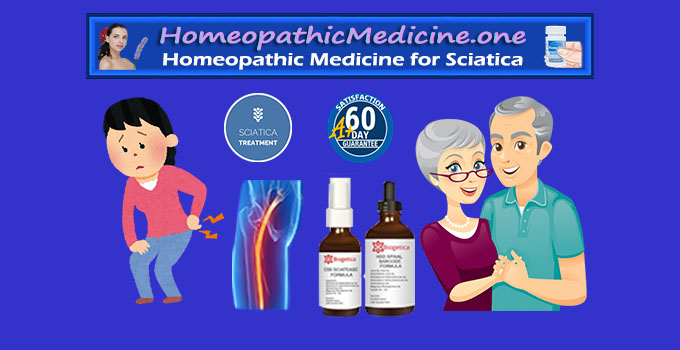 Homeopathy for Sciatica