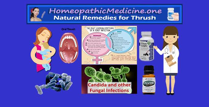 remedies for thrush