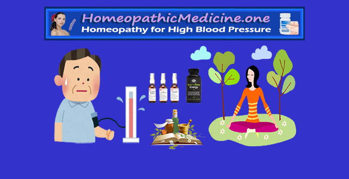 Homeopathy for Blood Pressure